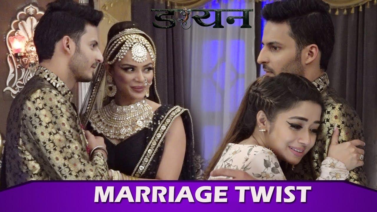 Download Daayan: Akarsh Forgets Janhvi & Marries Sapt-Roopa, Janhvi Breaksdown