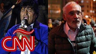Voto Bolivia: Carlos Mesa denuncia
