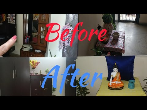 Small Bedroom Makeover/Indian Room Tour/Bedroom Decor/Indian Vlogger Manisha