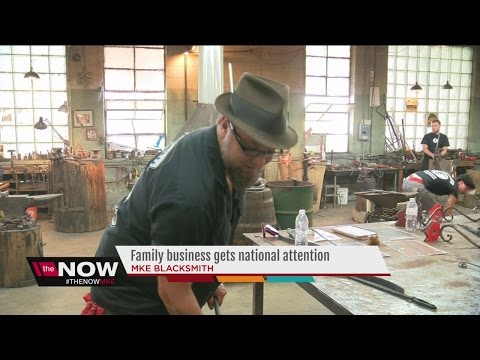 Milwaukee blacksmiths land HISTORY channel show