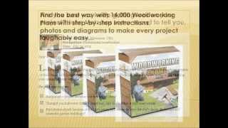Woodworking4home  Woodworking Table Plans