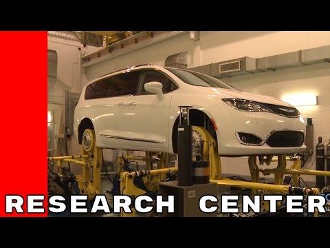 FCA Automotive Research & Development