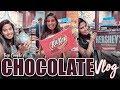 ഒരു ലോഡ് ചോക്ലേറ്റും കുറെ സ്നേഹവും | Hershey's Chocolate World | Trip Couple 4K
