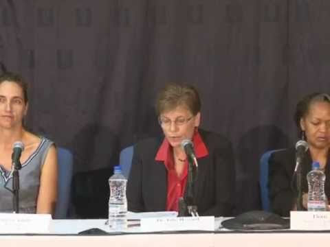 AGOA Press Briefing Pt. 2 - Dr. Julie Howard and Vanessa Adams