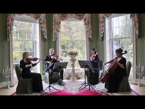 Maria - West Side Story (Bernstein) Wedding String Quartet