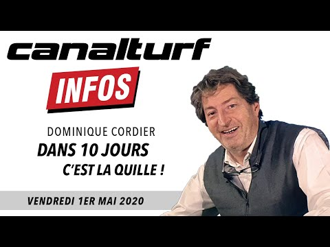 Unibet Turf Club du Vendredi 1 mai 2020