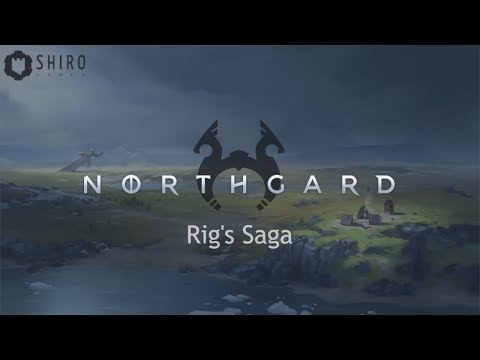 Northgard : Rig's Saga - Campaign Trailer (city builder/strategy)