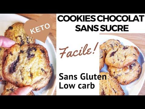 recette-cookies-sans-sucre-régime-keto-law-carb-sans-gluten