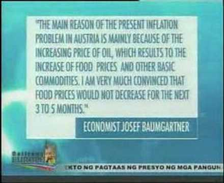 Is the Philippine Rice Crisis Real?