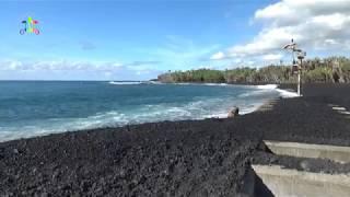Hawaii Kilauea Volcano Lava Flow Hike to Pohoiki Part 2