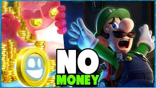 Can You Beat Luigi's Mansion 3 Without Collecting Any Money? - DPadGamer