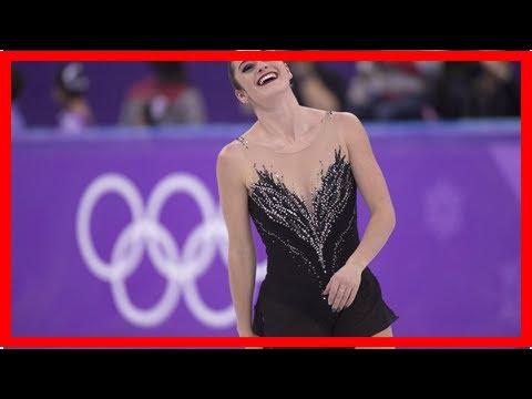 Kaetlyn Osmond wins Olympic bronze medal in women's figure skating- Newsnow Channel