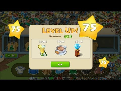 TOWNSHIP LEVEL 75 GAMEPLAY !!!