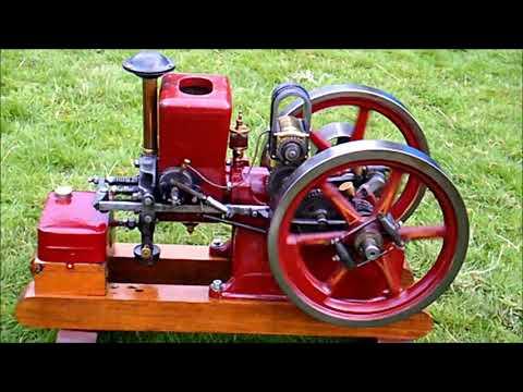 Hunton Steam Gathering 10.09.17 Stationary engines
