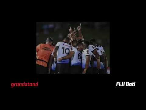 Fiji Bati 2017RLWC- Camp and Behind the Scenes with GrandStand Sports Clinic