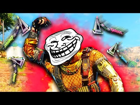 Black Ops 3 Specialist Trolling! - Dodging Bullets, Ninja Moments, Confusing Enemies!