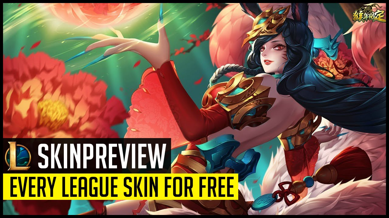 Skin Preview – All League Skins For free – MobaSkins