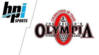 BPI Sports Takes Over The 2014 Olympia Weekend! - BPI Sports