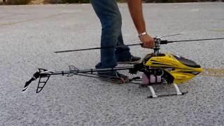Raptor 50 SC Sport Flight
