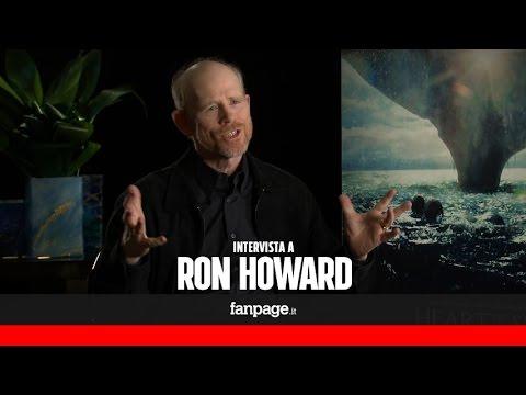 Ron Howard e 'Le origini di Moby Dick':