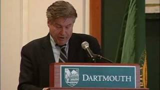 Dartmouth - Annual Presidential Lecture