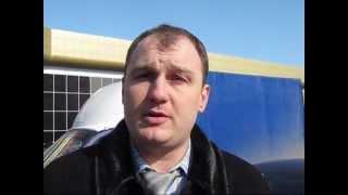 Липецк, акция в поддержку Юлии Тимошенко