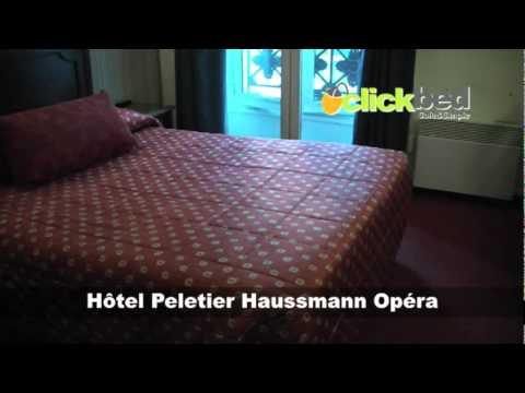 Clickbed.com - Hôtel Peletier Haussmann Opéra - París