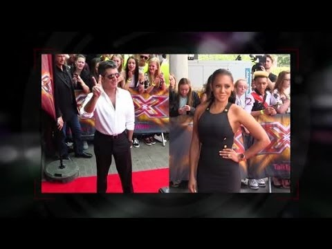 Has Simon Cowell Met His Match In Mel B | Splash News TV | Splash News TV