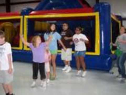 Kidz Party Zone Boaz Promo