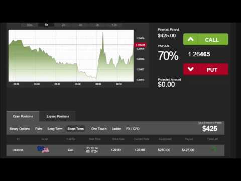 $425.00 in 1 minutes using Daily Binary Profits (DBPv7)