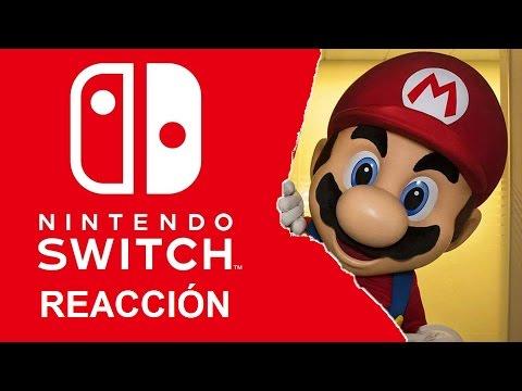 Nintendo Switch - Reacción