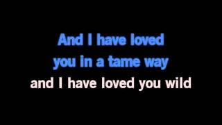 Seven Bridges Road Karaoke (background vocals)