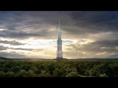 China sigue empeñada en construir el rascacielos más alto del mundo (y a este paso lo consigue): 838 metros