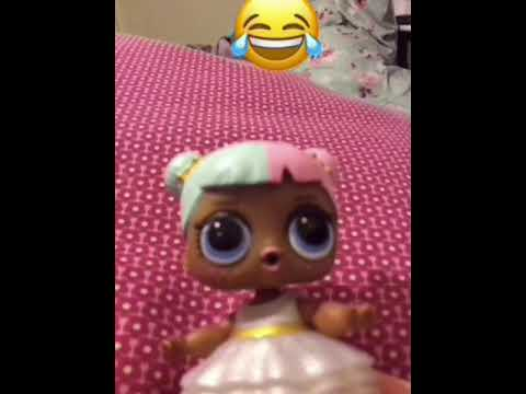 Lol dolls try music.ly
