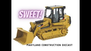 1:50 Norscot Cat Caterpillar 963D Trackloader Tracked Loader Review