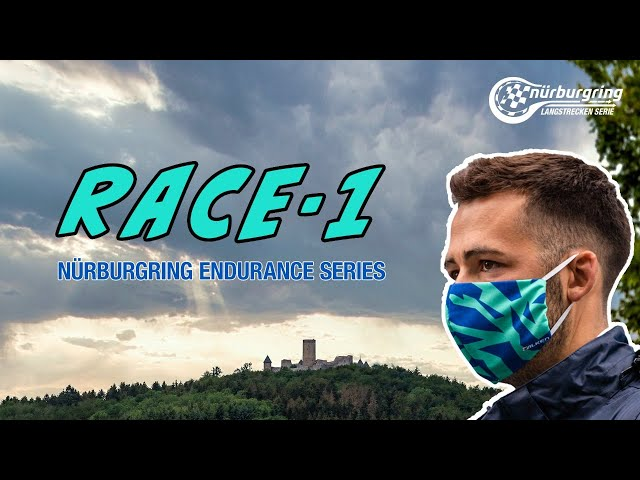 RE-LIVE Race 1 Nürburgring Endurance Series