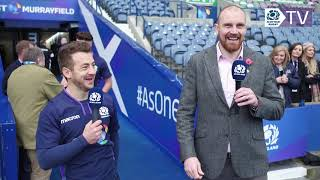 Captain to Captain | Greig Laidlaw and Al Kellock