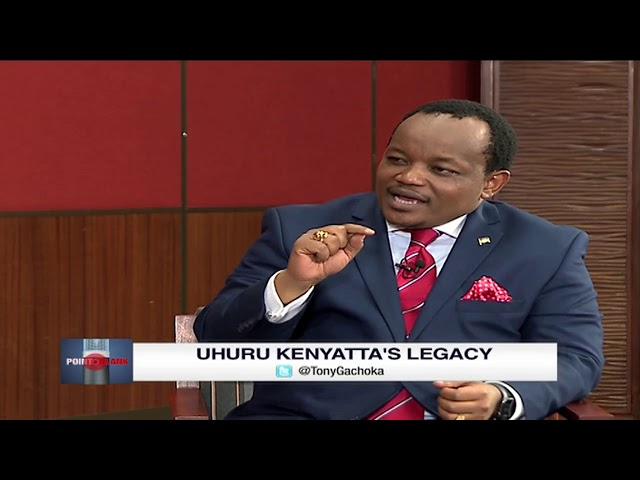 POINT BLANK: 'The Handshake is a direction where the country needs to go.'-Ngunjiri Wambugu