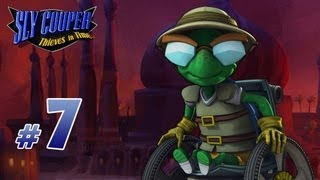 Sly Cooper: Thieves in Time - Part 7 - Tiger Tail w/ Bentley and Chicken Car