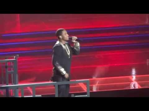 Usher & Trey Songz - Touchin, Lovin - United Center (Chicago)