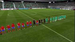 FIFA 13 | 2ª LIGA FECF | Episodio FINAL | Heads Up | By DjMaRiiO