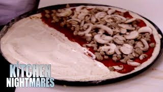 """That's The Saddest Excuse For A Pizza I've Ever Seen In My Entire Life"" 