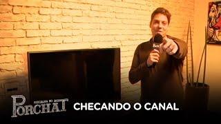 CHECANDO O CANAL   ACLIMAÇÃO (SP)