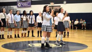 Repeat youtube video OLM Show Choir: Just the Way You Are/Just a Dream Mashup