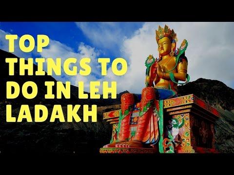 Ladakh Travel Guide: Top Things To Do in Leh Ladakh - Adventures365