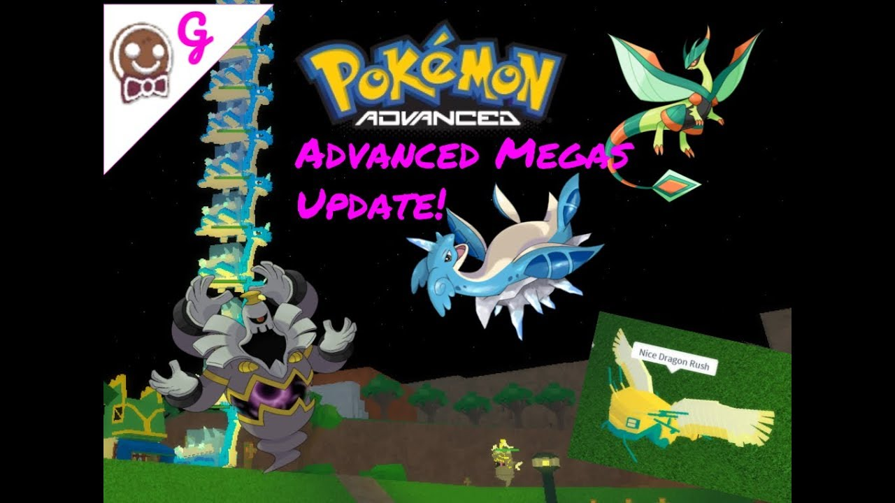 Fake Mega Stones Roblox Pokemon Advanced By Derpie Games
