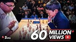 Rematch: Vishy Anand vs Praggnanandhaa | Tata Steel Chess India 2018