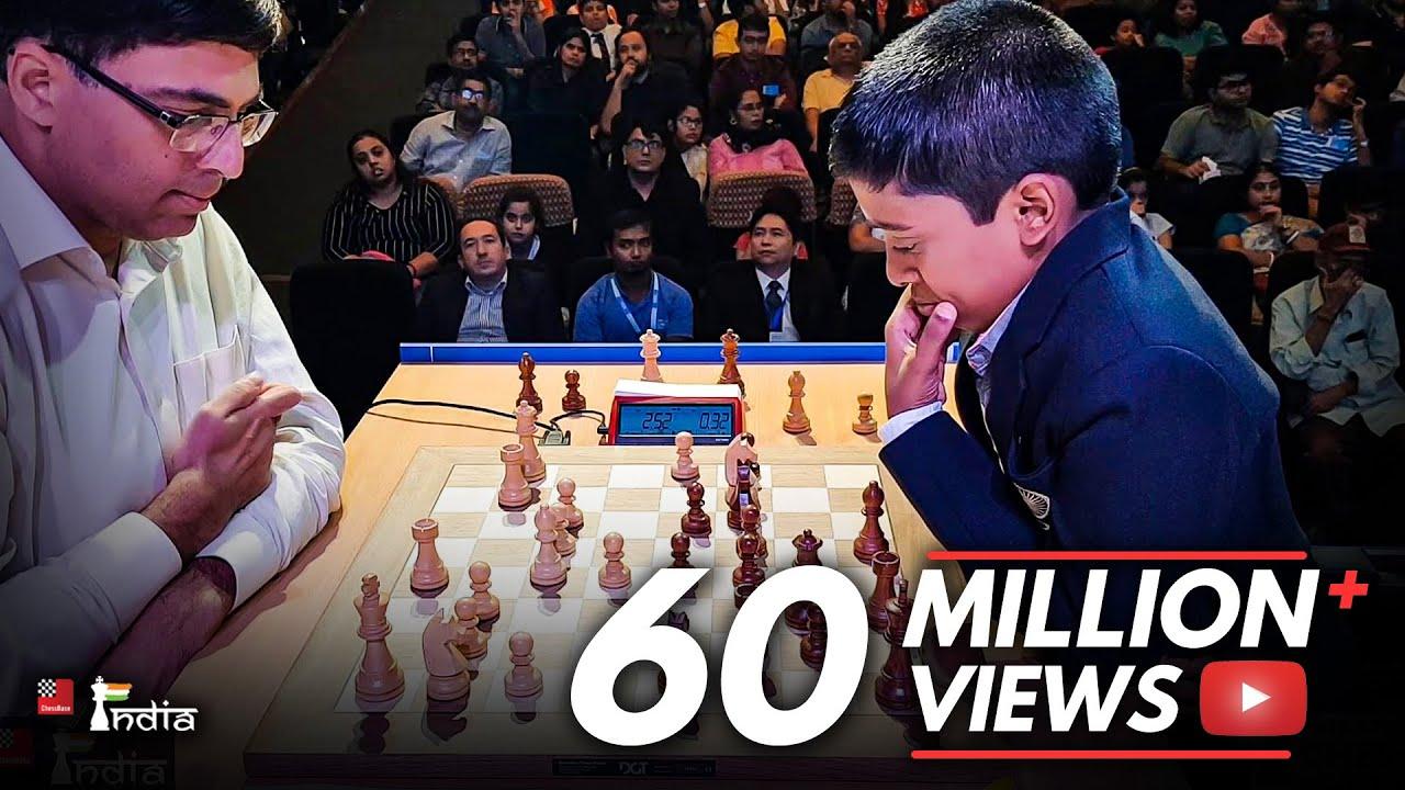 Download Rematch: Vishy Anand vs Praggnanandhaa | Tata Steel Chess India 2018