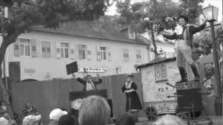 Bash Street Theatre The Strongman