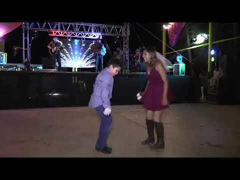 Boda en el Soyatal Hugo y Justi Baile Primera Parte